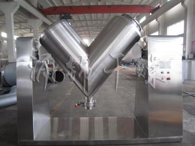 专业供应塔塔粉专用V型强制型搅拌系列混合机