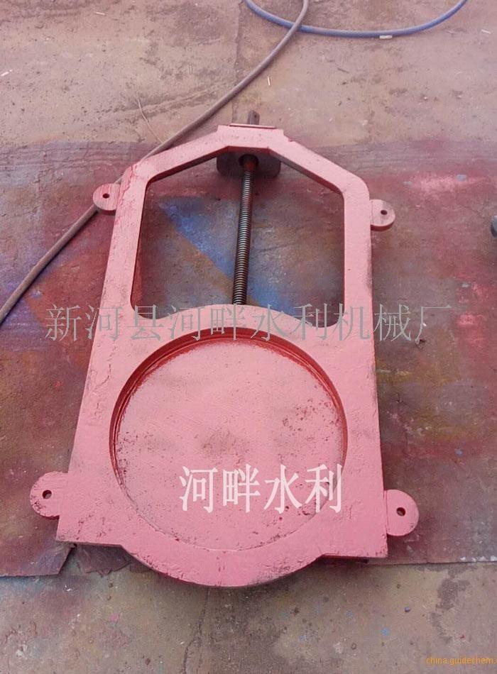连云港FSZ附壁式铸铁镶铜闸门