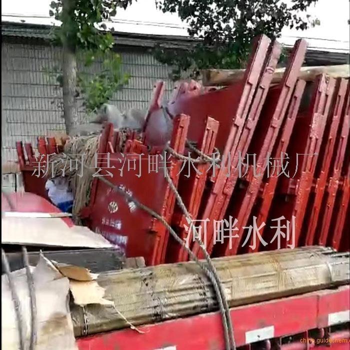 扬州3米*3米手电两用铸铁闸门