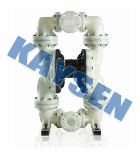 进口塑料气动隔膜泵(进口隔膜泵品牌)