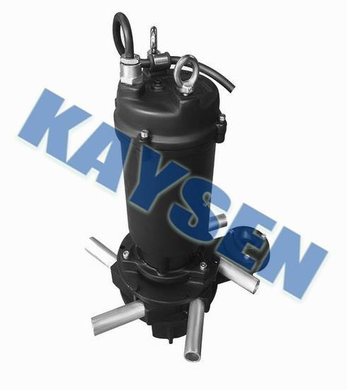 进口离心曝气机-进口潜水曝气机-德国KAYSEN泵业