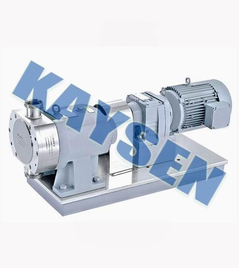 进口转子泵-德国进口转子泵品牌