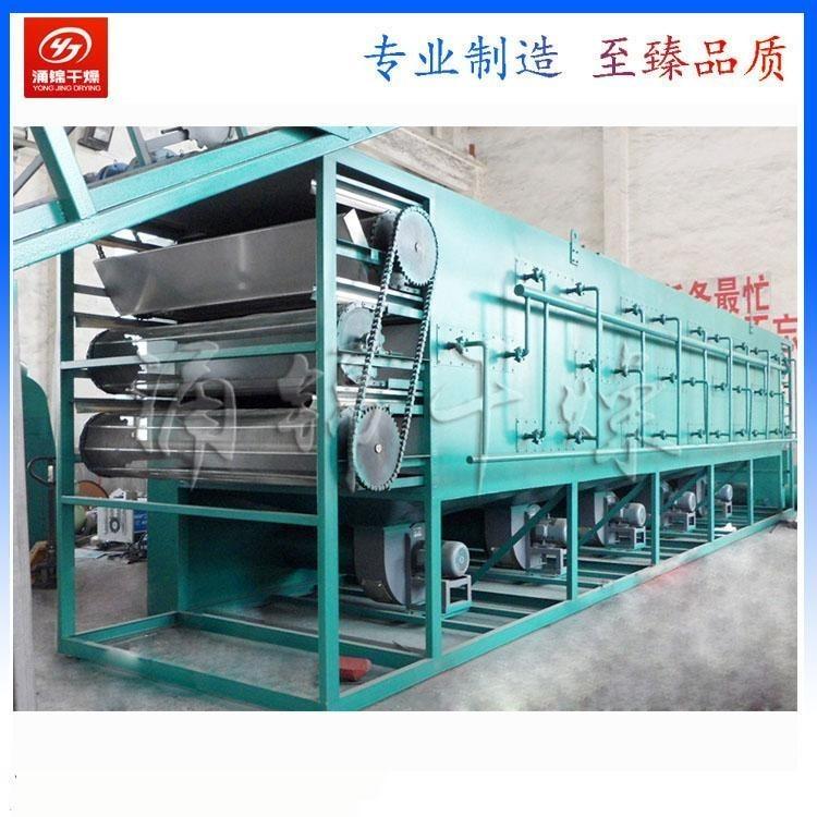 白菊花带式干燥机