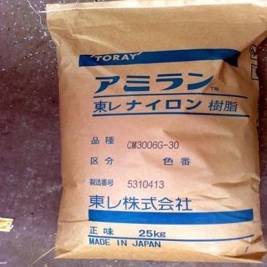 PA6 日本东丽 CM3004G-15  加玻纤15%