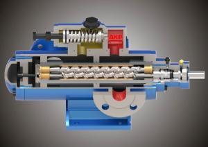 SMH40R38 高压油泵 点火油泵 喷射油泵 燃油泵 柴油泵 输油泵
