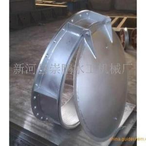 钢制拍门工作原理