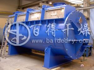 单轴圆盘干燥机  旋转盘式干燥机
