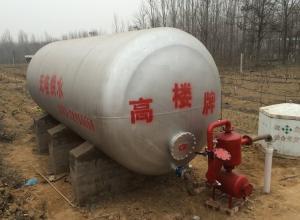10吨无塔供水罐