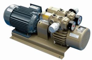 無油真空泵旋片泵/印刷機氣泵/風泵WZB15-P-V/VB-01/03