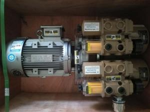 無油泵 印刷機單吸泵WZB40-P-V-03 糊盒機用風泵 可指定電機
