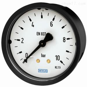 德國WIKA 111.16波登管壓力表 面板安裝結構