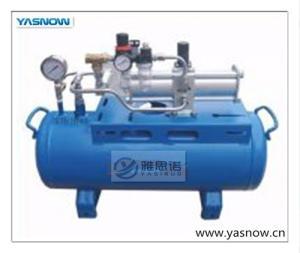 廠家專業生產 氣動空氣增壓器 壓縮空氣增壓系統 空氣壓縮機