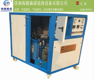 HD-AE系列石油專用高壓氮氣一體機