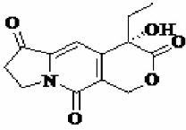 (S)-4-乙基-4-羟基-7,8-二氢-1H-吡喃O[3,4-F]吲哚嗪-3,6,10(4H)-酮