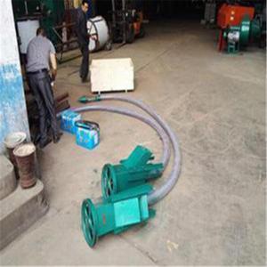 防尘高扬程气力吸粮机 多方位可变向气力吸粮机xy1
