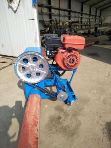 多用途改良车载电动吸粮机 粒状物料气力输送机xy1