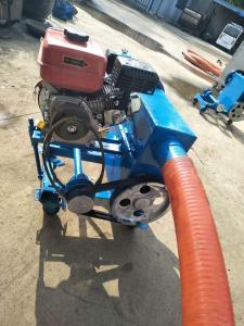 移动式粒状物料气力输送机 罗茨风机气力吸粮机价值xy1