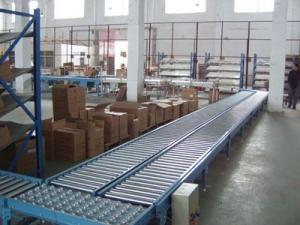 动力滚筒线生产 水平输送滚筒线 汇科