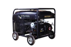 300A本田汽油发电焊一体机