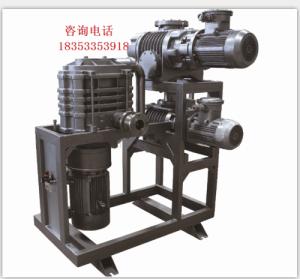干式真空泵機組
