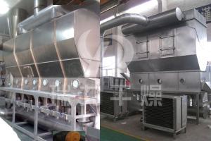 一氯化聚乙烯沸腾干燥机 一氯化聚乙烯沸腾干燥设备