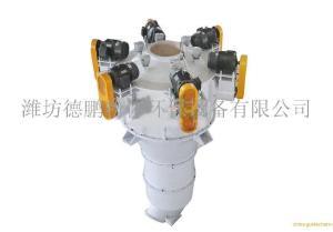 供應 德鵬設備 多級分級機 多頭分級機 氣流分級設備 分級機廠家