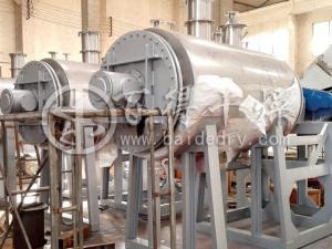 真空耙式干燥机 ZPG-2000耙式干燥机