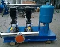 YQBP變頻恒壓供水機組節水環保
