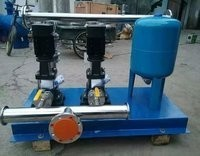 YQBP变频恒压供水机组节水环保