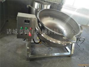 燃氣夾層鍋 肉制品蒸煮鍋