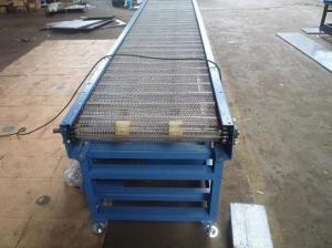 圆管带式输送机不锈钢输送机 变频调速 兴运