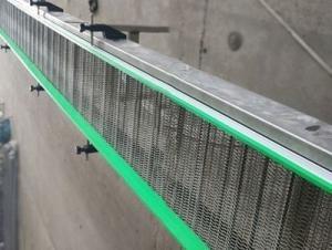圆管带式输送机避免漏料 轴承密封 兴运