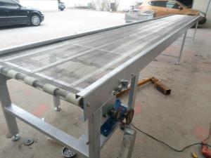 不锈钢网带传送机厂家 水平直线输送  汇科