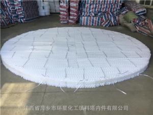 江苏脱硫塔型号SKB-250y波纹填料材质聚丙烯PP塑料板波纹规整填料耐温00℃  产品图片