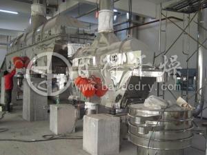 ZLG-4.5X0.6型振动流化床