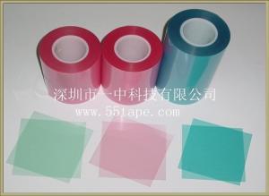 热解粘保护膜 加热可消失粘性 制程固定膜的简介