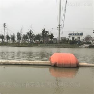 塑料浮体 厂家批发滚筒式夹管疏浚排泥浮体批发