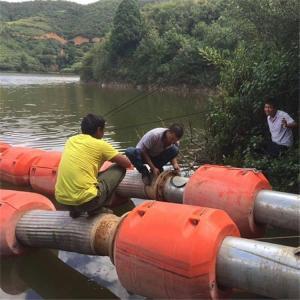 多规格PE抱管浮体 耐磨疏浚管道浮体批发介绍 产品图片