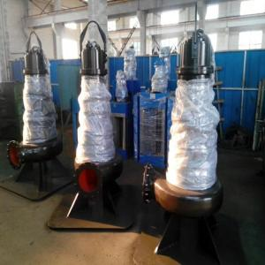 天津不銹鋼潛水軸流泵-工程用排污泵