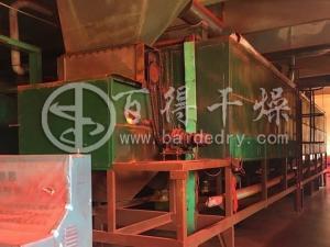 氧化铁颜料专用烘干设备  氧化铁红干燥机