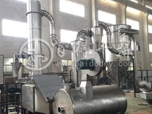 旋磨闪蒸干燥机  XMG-6型闪蒸干燥机