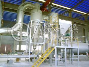 旋磨闪蒸干燥机  XMG-18型闪蒸干燥机