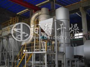 旋磨闪蒸干燥机  XMG-14型闪蒸干燥机