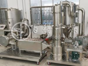 旋磨闪蒸干燥机  XMG-4型闪蒸干燥机