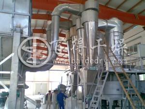旋磨闪蒸干燥机  XMG-12型闪蒸干燥机