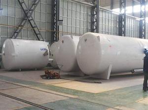 液氧储罐厂家 国标液氧储罐