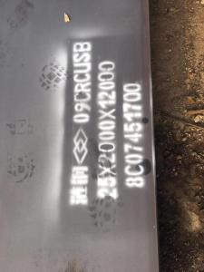25mm耐硫酸低溫露點腐蝕用鋼