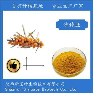 沙棘多肽 60% 沙棘肽粉  斯诺特生物 产品图片