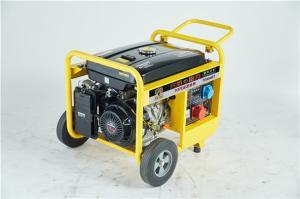5kw三相汽油发电机组