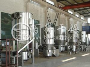 GFG-100型高效沸腾干燥机